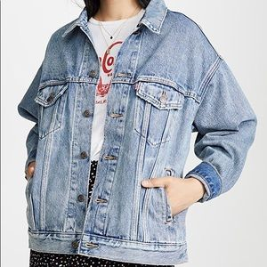 Levis Dad Trucker Jacket